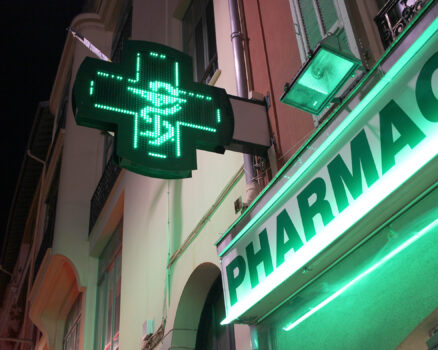 pharmacie ouverte la nuit